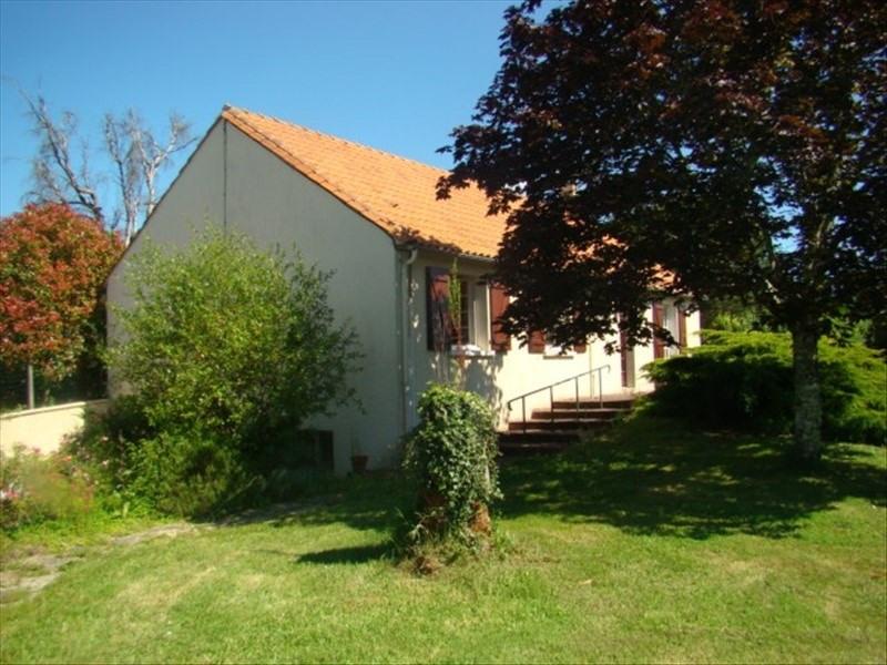 Vente maison / villa Montpon menesterol 162500€ - Photo 2