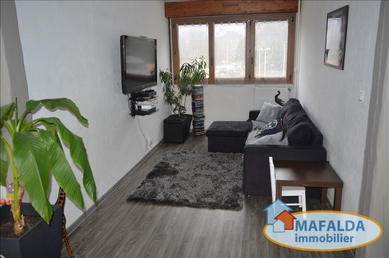 Sale apartment Magland 159 000€ - Picture 1