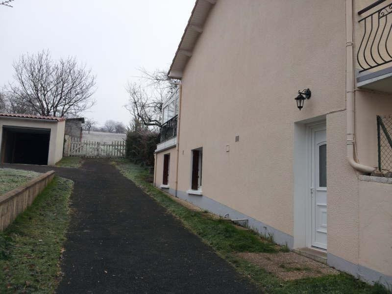 Sale house / villa Touvre 252000€ - Picture 15