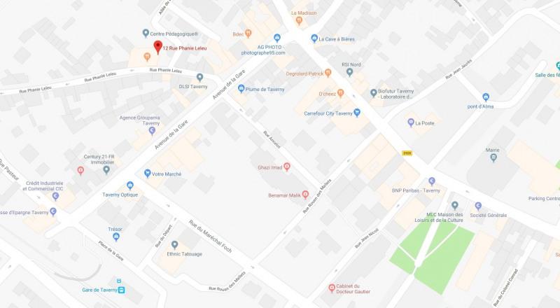 Location parking Taverny 89€ CC - Photo 3