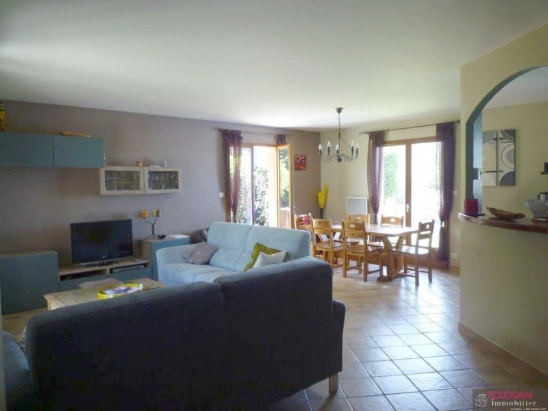 Vente maison / villa Ayguesvives secteur 299000€ - Photo 2
