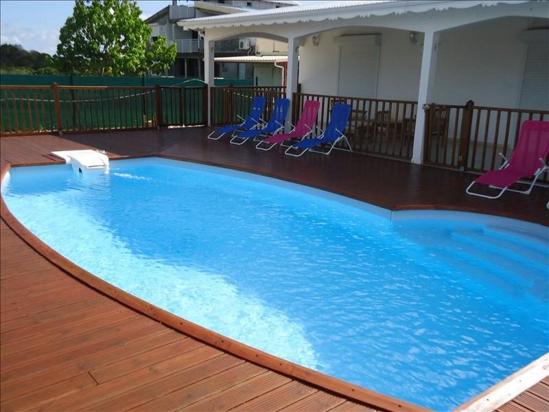 Deluxe sale house / villa Ste anne 580000€ - Picture 4