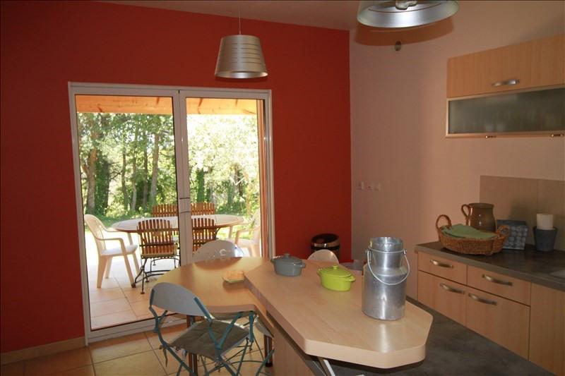 Vente de prestige maison / villa Le puy ste reparade 799000€ - Photo 3