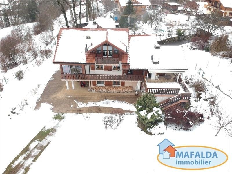 Vente maison / villa Mont saxonnex 525000€ - Photo 9