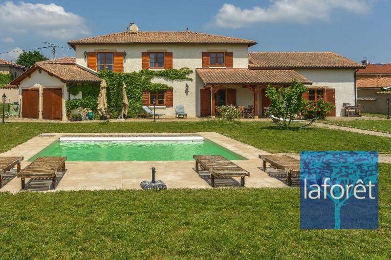 Vente maison / villa Saint etienne des oullieres 550000€ - Photo 2