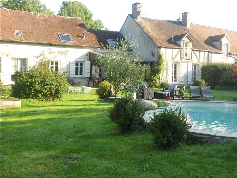 Sale house / villa Provins 288 000€ - Picture 2