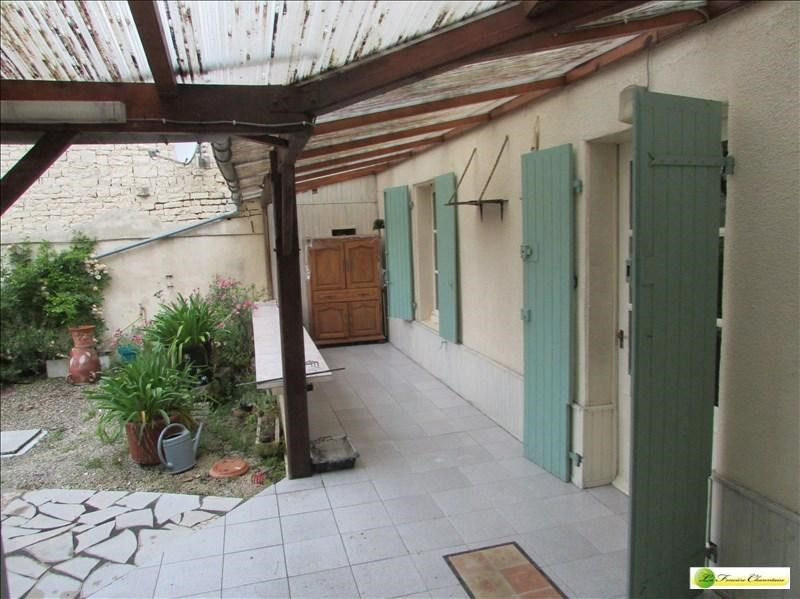 Vente maison / villa Fouqueure 97 000€ - Photo 1