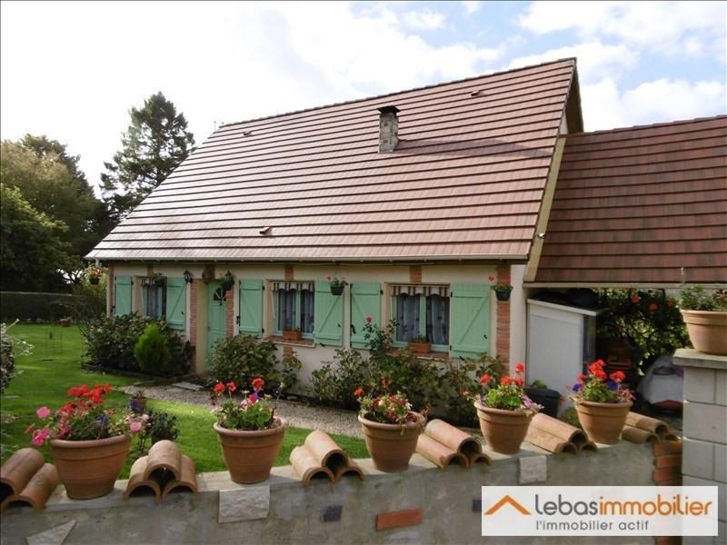 Vendita casa Hericourt en caux 165000€ - Fotografia 1
