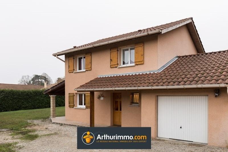 Vente maison / villa Bouvesse quirieu 239000€ - Photo 1