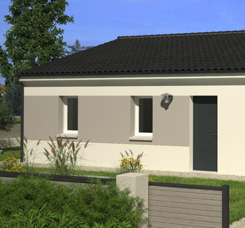 Maison  4 pièces + Terrain 548 m² Linars par MAISONS OPEN CHARENTES