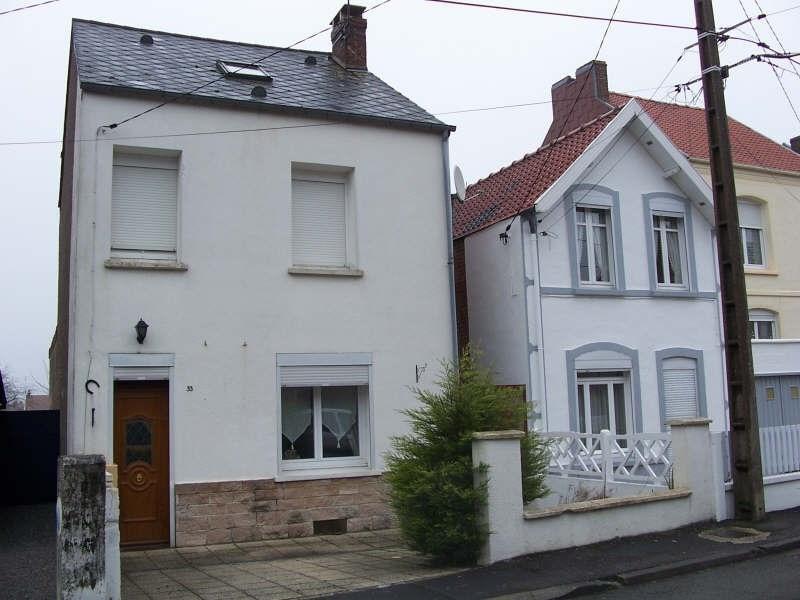 Vente maison / villa Aulnoye aymeries 103600€ - Photo 1
