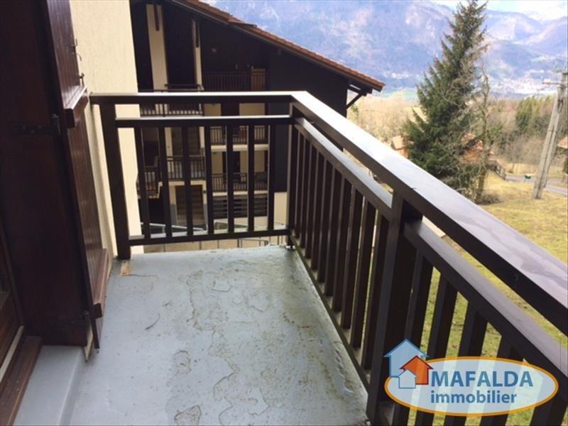 Sale apartment Mont saxonnex 41900€ - Picture 6