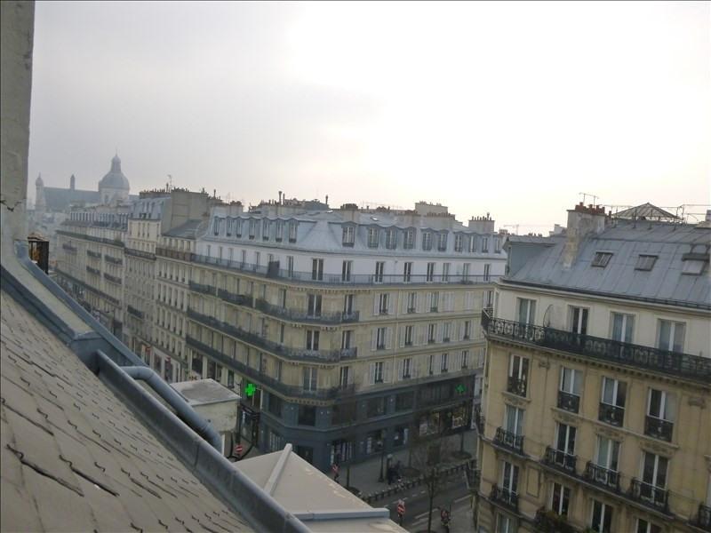 Vente appartement Paris 4ème 140000€ - Photo 2
