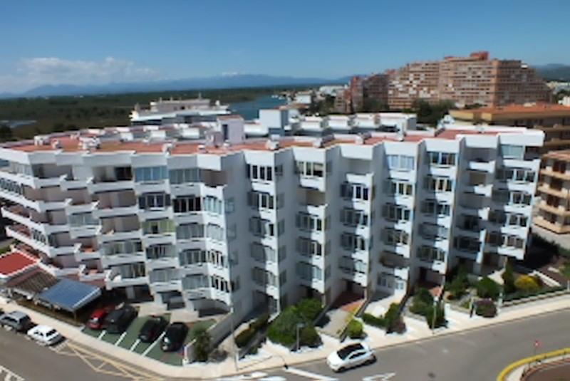 Alquiler vacaciones  apartamento Roses santa-margarita 296€ - Fotografía 1