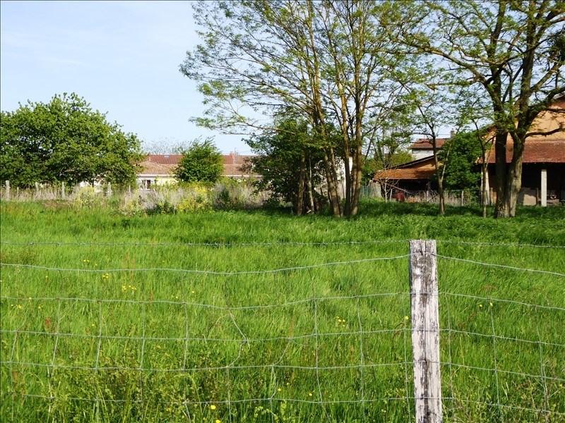 Vente terrain Eyzin pinet 90000€ - Photo 3