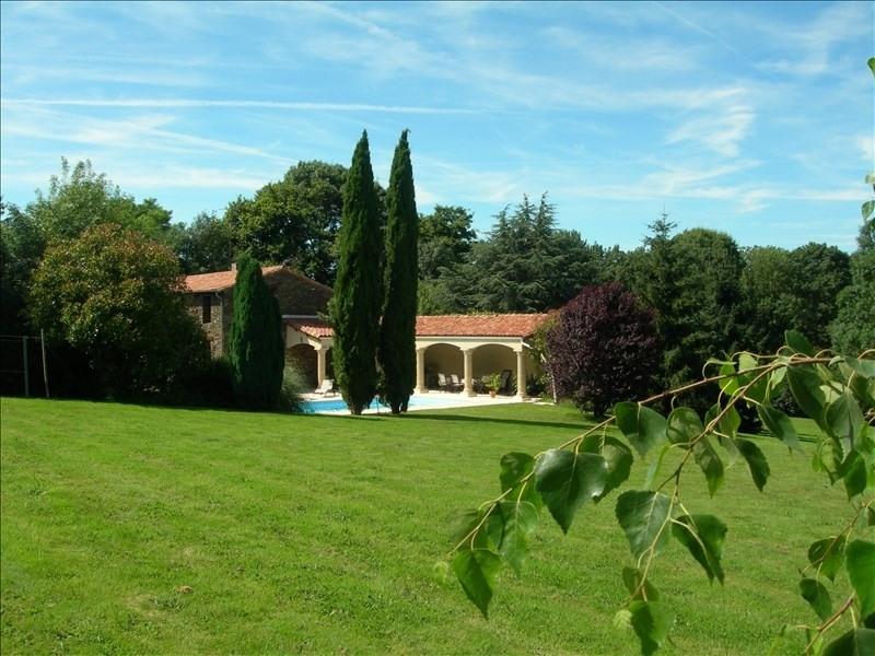 Sale house / villa Vallet 535900€ - Picture 3