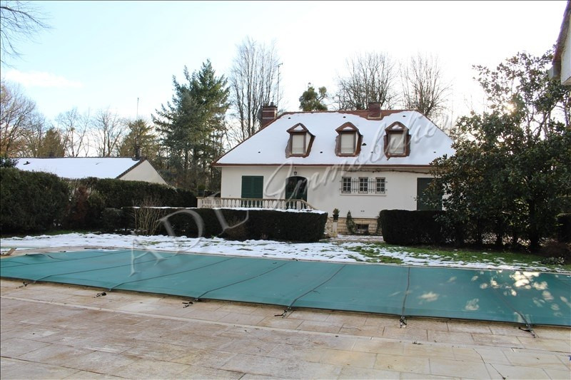 Deluxe sale house / villa Lamorlaye 695000€ - Picture 9