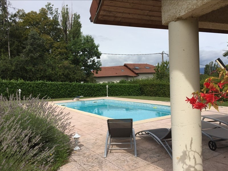 Deluxe sale house / villa Messery 1160000€ - Picture 3