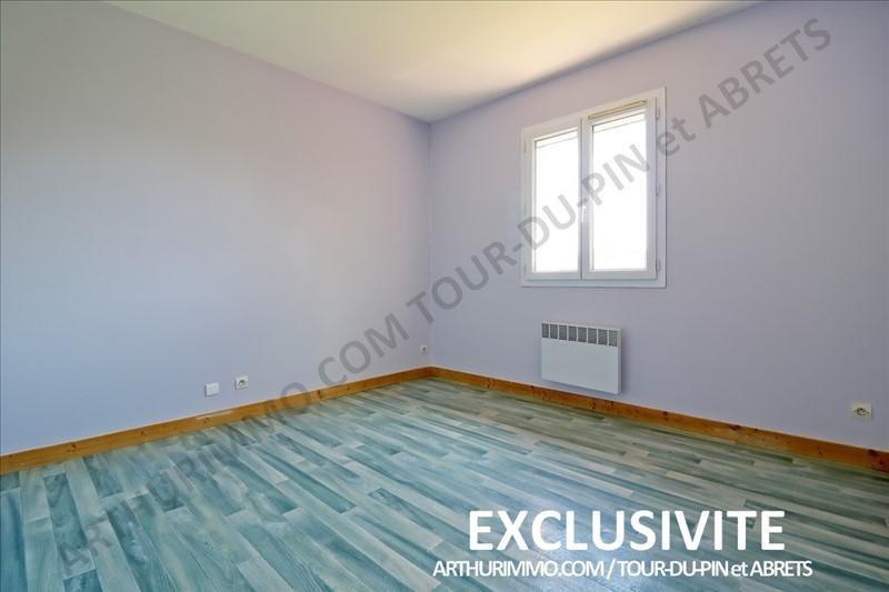 Sale house / villa La tour du pin 242000€ - Picture 7