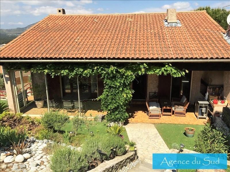 Vente de prestige maison / villa Carnoux en provence 595000€ - Photo 1