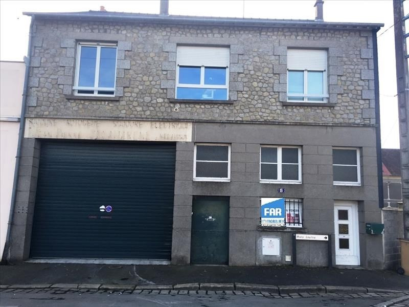 Vente local commercial Fougeres 256 760€ - Photo 1