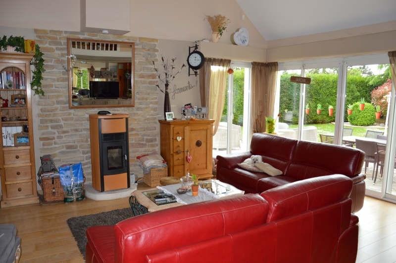 Vente maison / villa Lesigny 492000€ - Photo 4