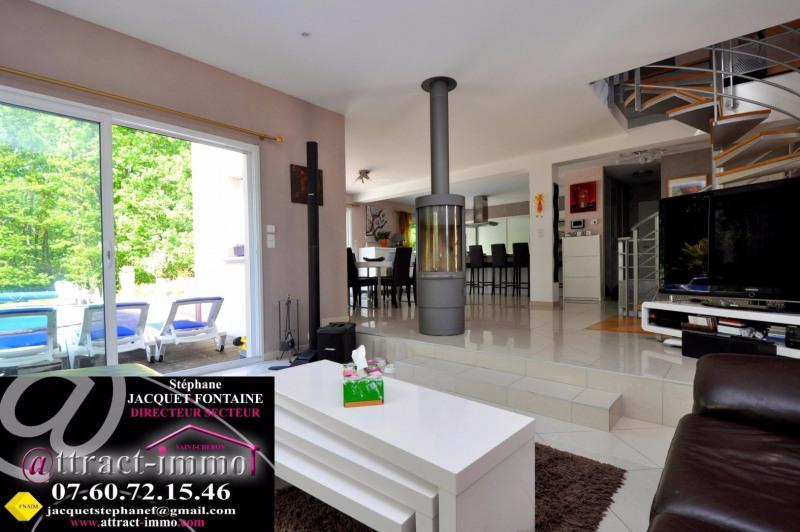 Sale house / villa St maurice montcouronne 620000€ - Picture 5