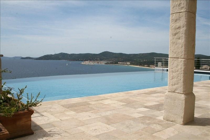 Vente de prestige maison / villa Le lavandou 2600000€ - Photo 1