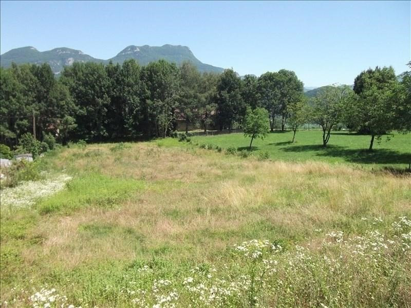 Vente terrain Yenne 78 000€ - Photo 1
