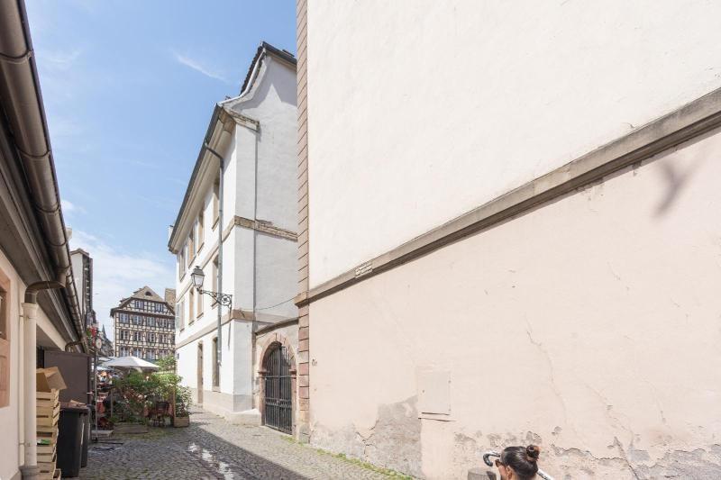 Verhuren vakantie  appartement Strasbourg 430€ - Foto 11