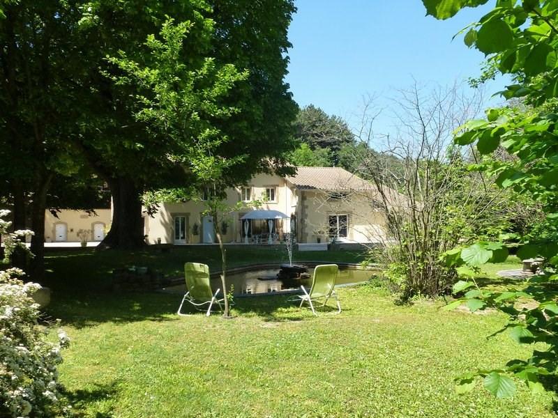 Vente de prestige maison / villa Chateauneuf de galaure 567500€ - Photo 1