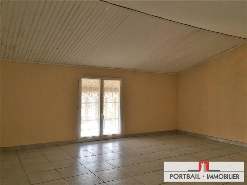 Sale house / villa St ciers sur gironde 164300€ - Picture 5