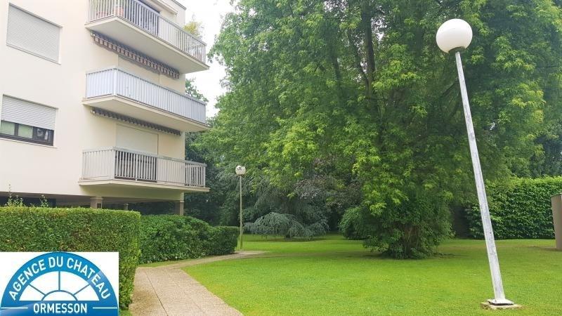 Sale apartment Le plessis trevise 249000€ - Picture 1