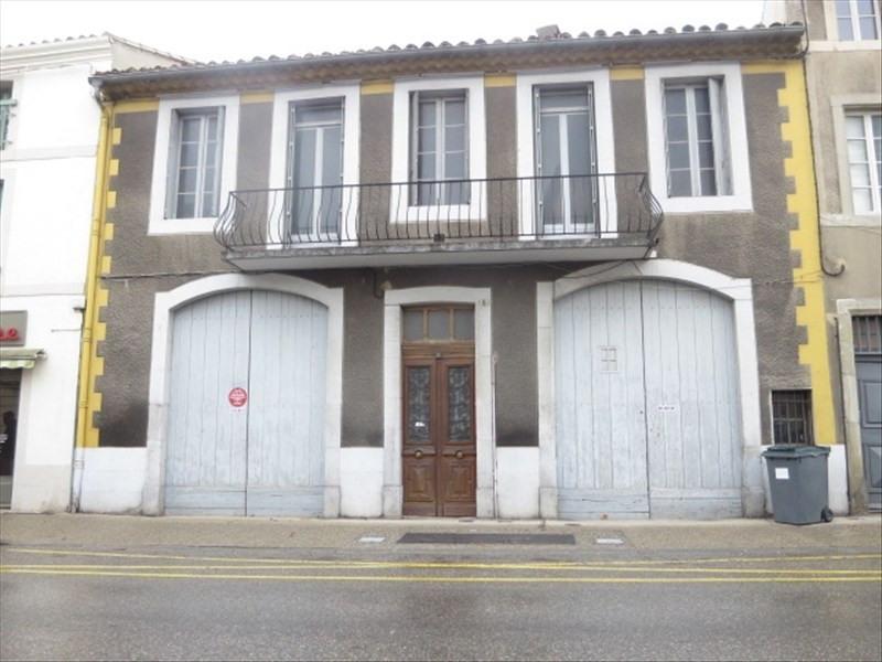 Vente maison / villa Carcassonne 172000€ - Photo 1