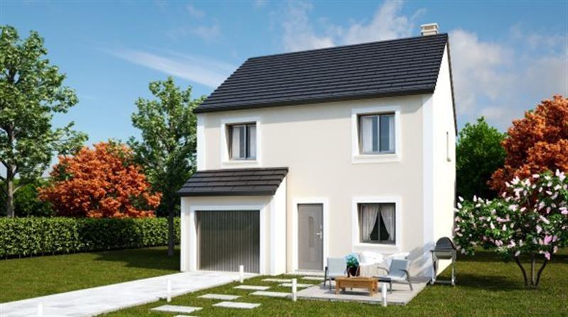 Maison  6 pièces + Terrain 424 m² Libercourt par MAISONS KERBEA