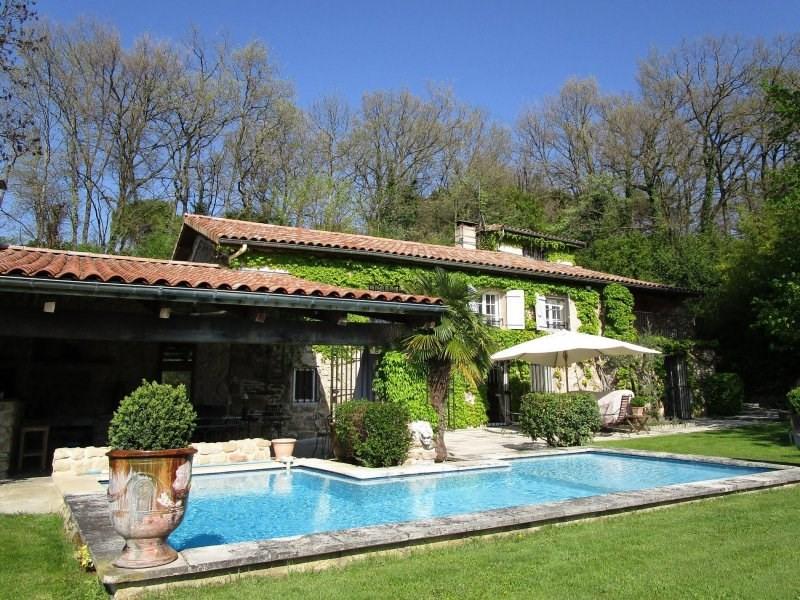 Vente de prestige maison / villa Chabeuil 752000€ - Photo 1