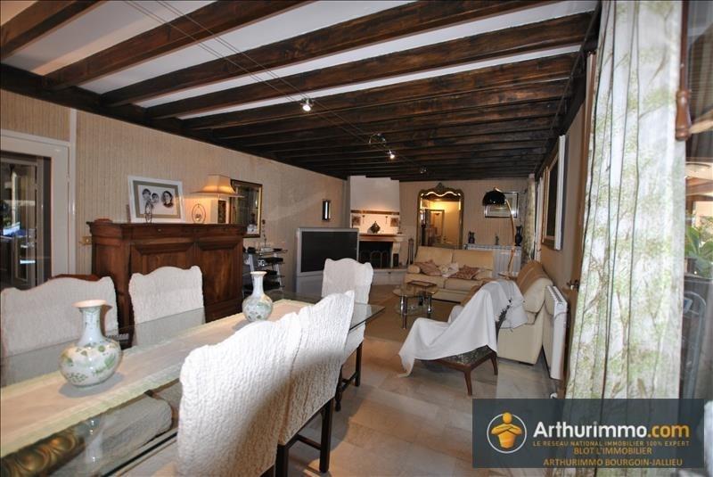 Vente maison / villa La batie montgascon 399000€ - Photo 4