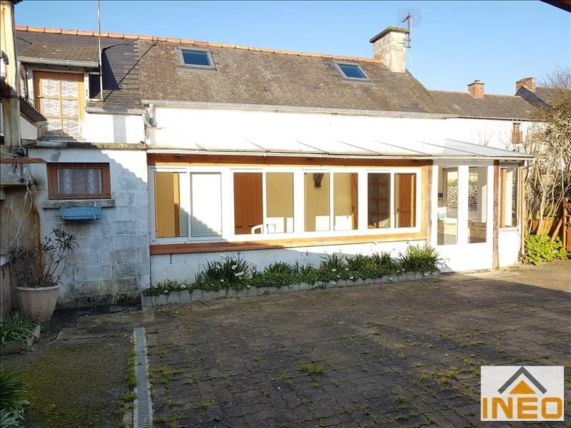 Vente maison / villa St meen le grand 54500€ - Photo 3