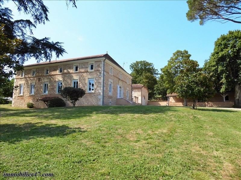 Deluxe sale house / villa Castelmoron sur lot 535000€ - Picture 19