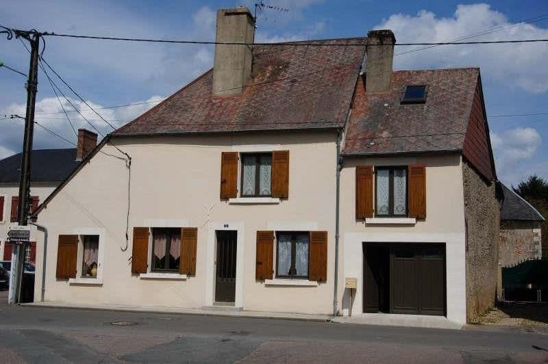 Sale house / villa Henrichemont 74 000€ - Picture 1