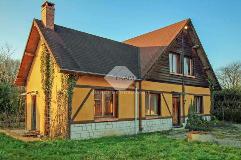 Vente maison / villa Montreuil-l'argille 127800€ - Photo 1