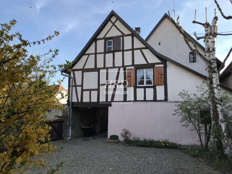 Venta  casa Kuttolsheim 265000€ - Fotografía 4