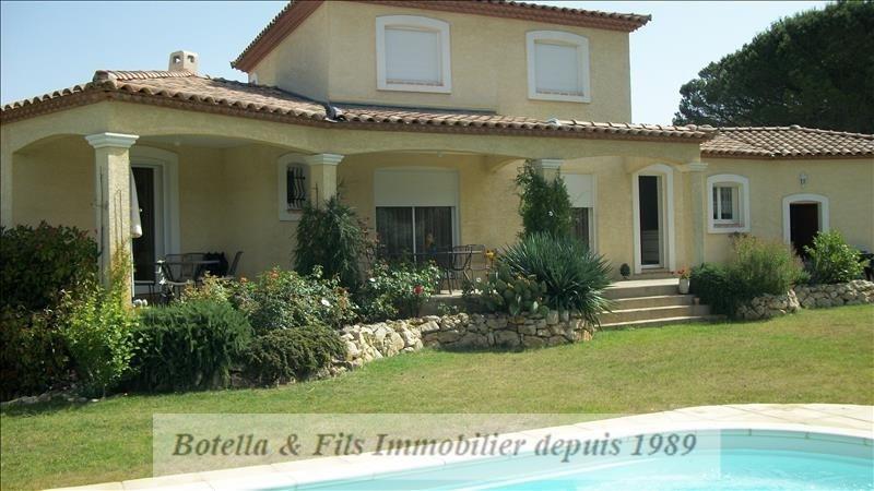 Vente de prestige maison / villa Tavel 515000€ - Photo 3