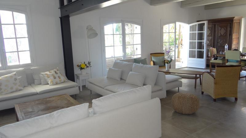 Vacation rental house / villa Cavalaire sur mer 3500€ - Picture 10