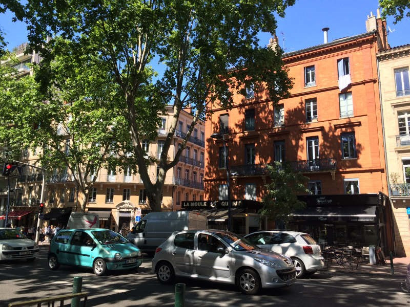Rental apartment Toulouse 640€ CC - Picture 1