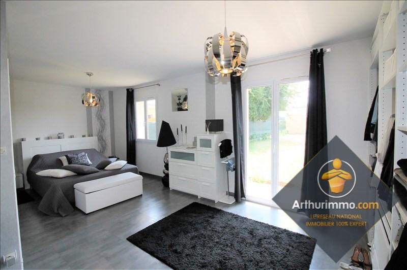 Vente maison / villa Tignieu jameyzieu 319000€ - Photo 7
