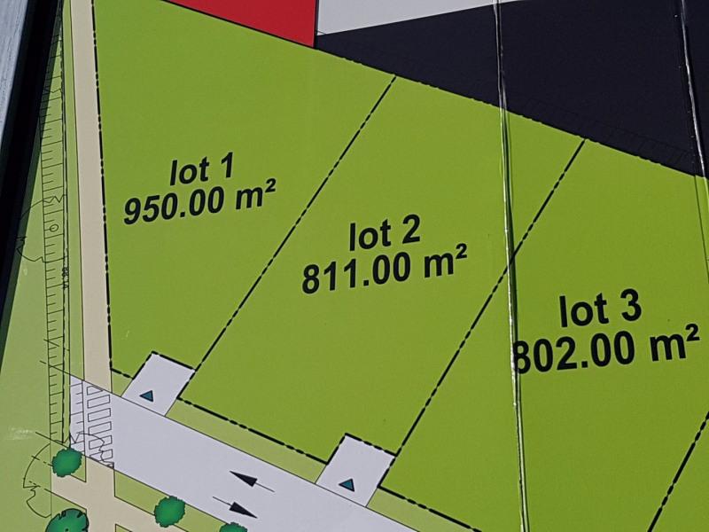 Vente terrain Orthez 60000€ - Photo 1