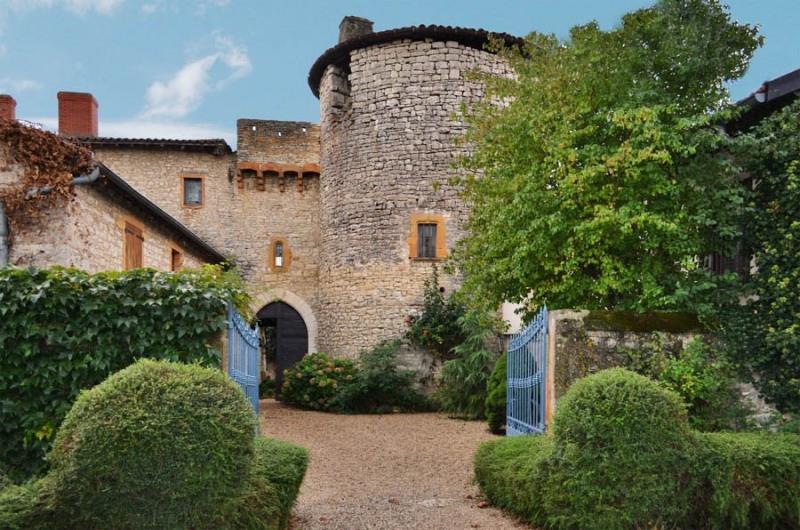 Vente de prestige château Chazay d'azergues 2496000€ - Photo 1