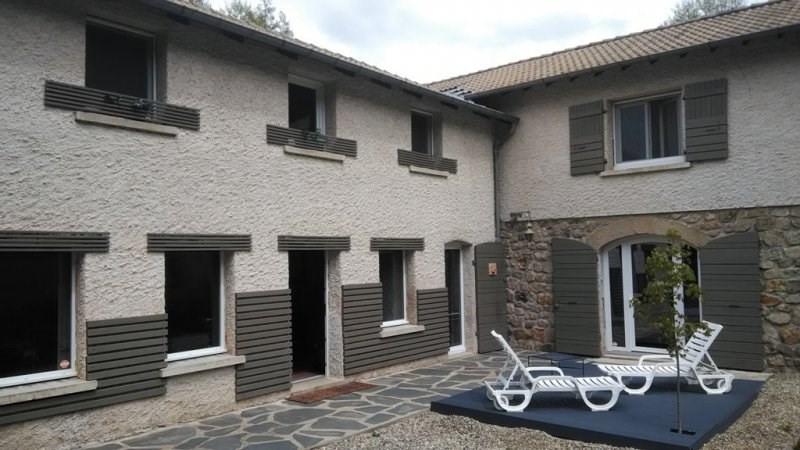 Sale house / villa Tence 220000€ - Picture 2