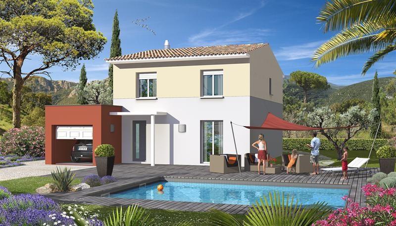 Maison  5 pièces + Terrain 650 m² St Martin du Var par MAISONS AVENIR TRADITION